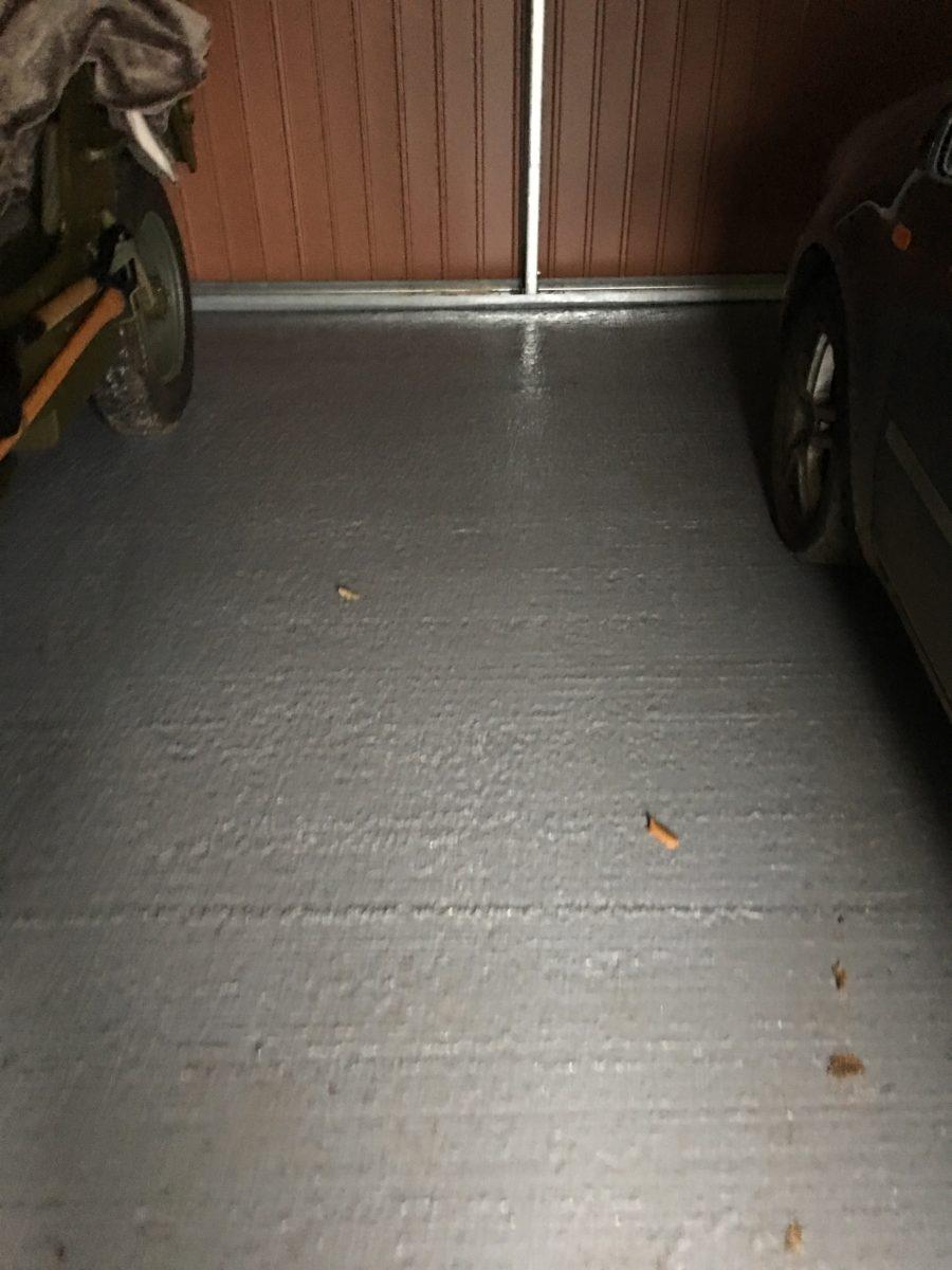 apex roof 6m x 8m steel garage